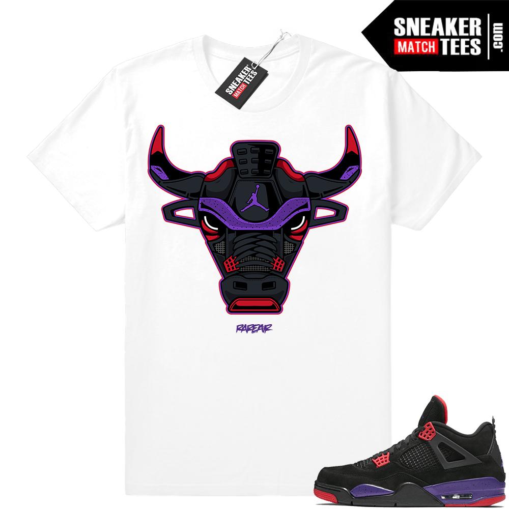 Air Jordan 4 Raptors Sneaker shirt clothing