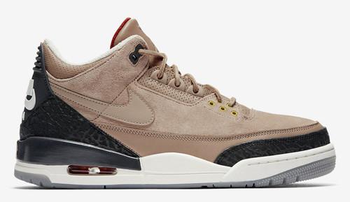 Jordan release dates Air Jordan 3 JTH