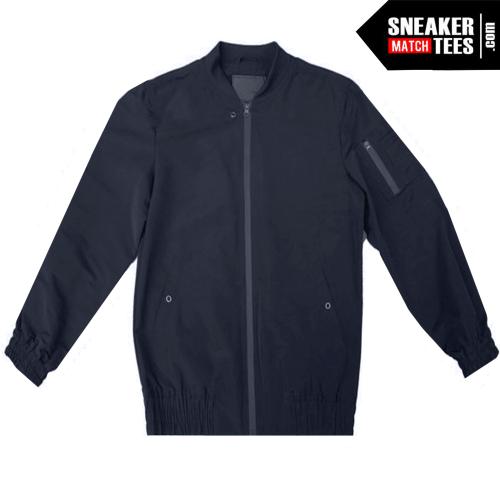 Bomber Jacket Navy