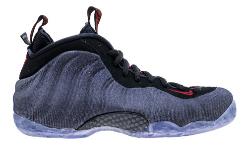 Foamposite release dates Nike Foamposite Denim