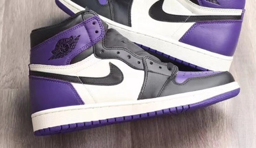 Jordan Release Court Purple 1s