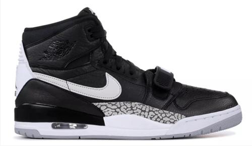 Jordan release dates Legacy 312 Black