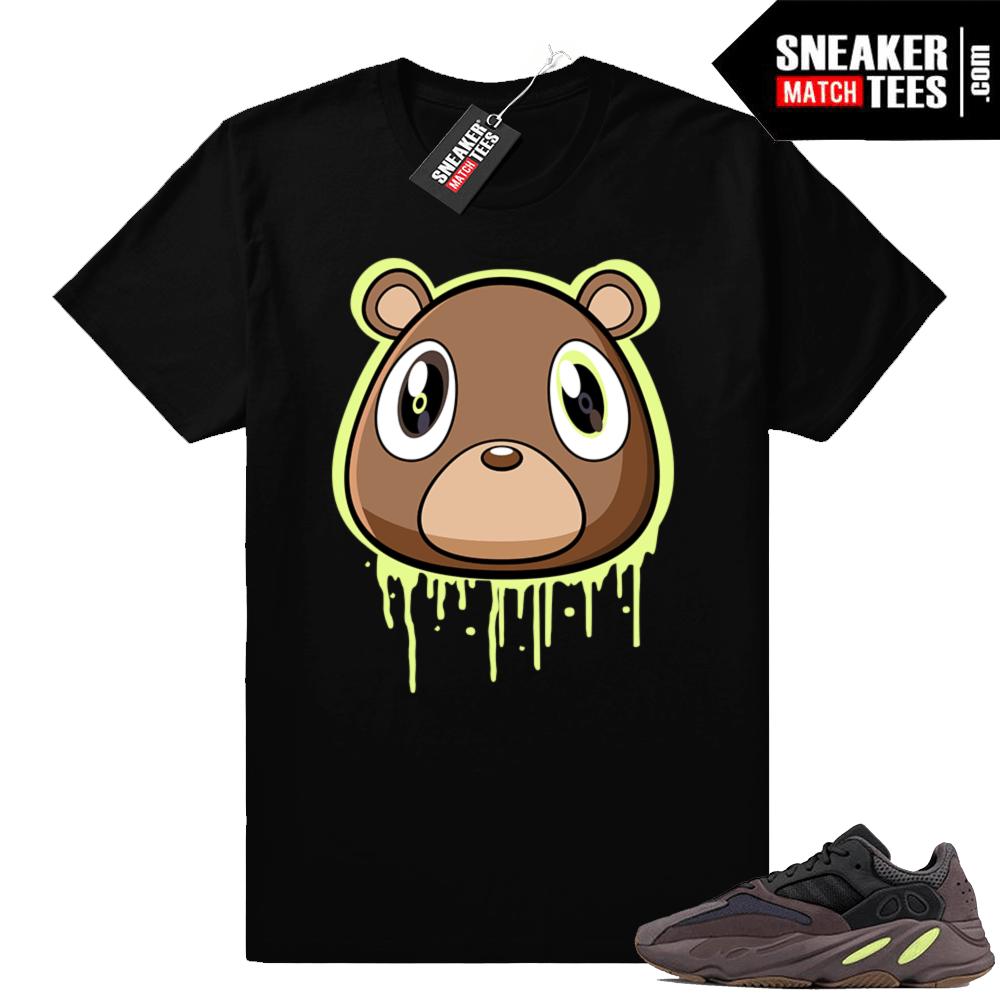 Yeezy Bear Mauve 700 t-shirt