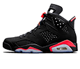 New Jordan releases Black Infrared 6s