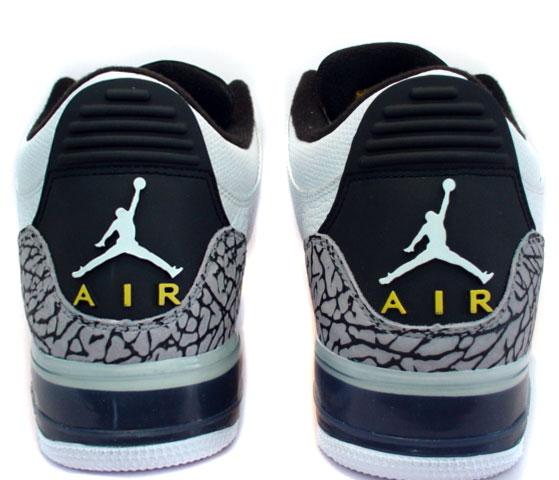 Air Jordan III Force Fusion