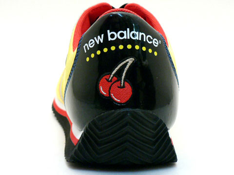 new balance cm320m YR YEllow Black Cherries
