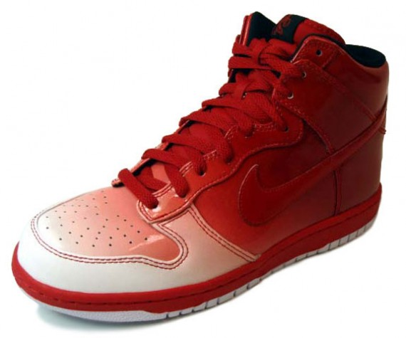 Nike Dunk High Supreme - Destroyers Pack 08