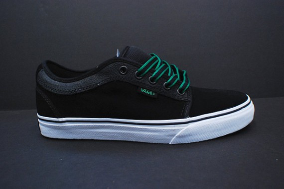 Vans Chukka Low - Team Series 2