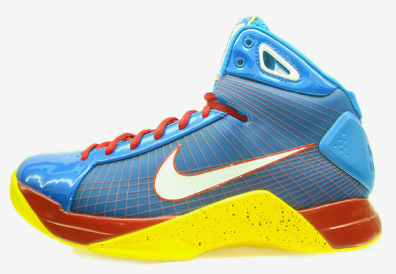 Color Lebron 10 10 Ways Ways Color Varsity Yellow Lebron Royal Blue Red