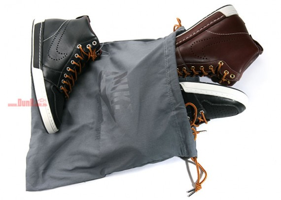 Nike Sportswear Air Royal Mid Quickstrike   Wine + Black