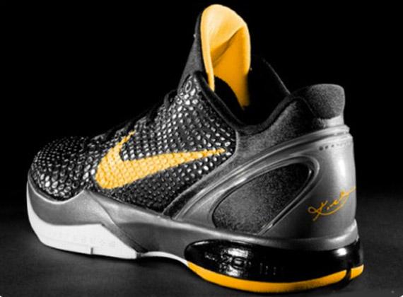 Nike Zoom Kobe VI - Black - Del Sol | Available Early on eBay ...