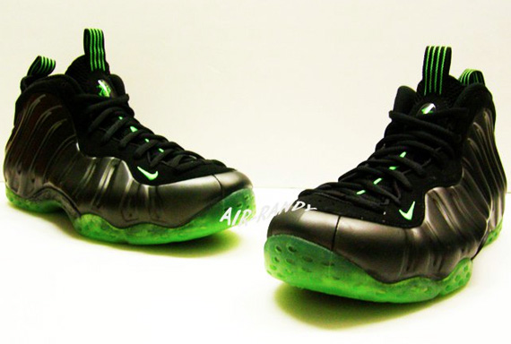 Nike Air Foamposite One Electric Green New Images