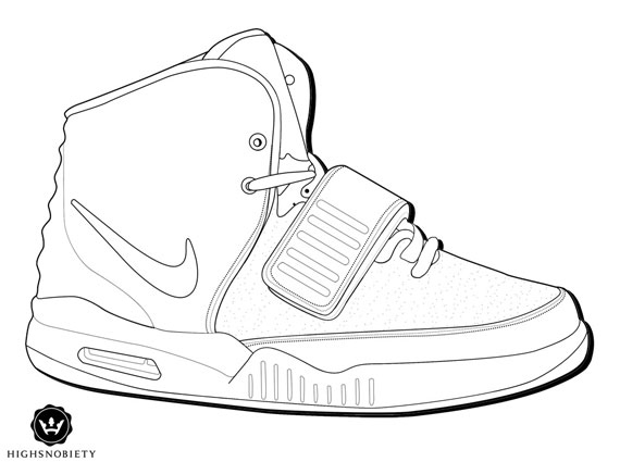 nike your air yeezy 2 5