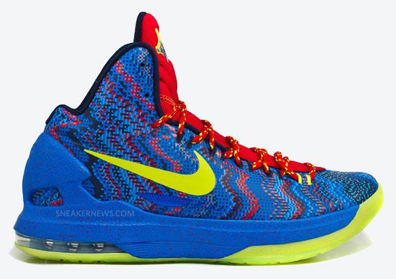 Nike KD V Christmas Release Date