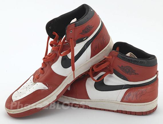 Air Jordan 1 Dunk Sole OG Michael Jordan PE