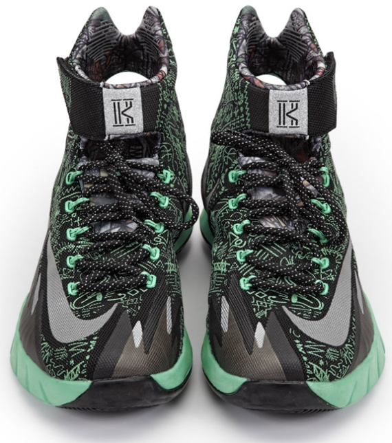 A Detailed Look At Kyrie Irvings Nike Hyperrev All Star