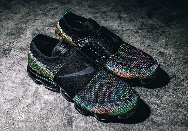 9a2b76633292 Nike Air Vapormax Strap Multi Color Release Date Sneaker - Modern ...
