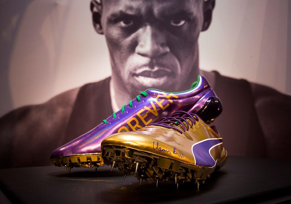 fb7659e8b4d Bolt Sneaker Usain Active