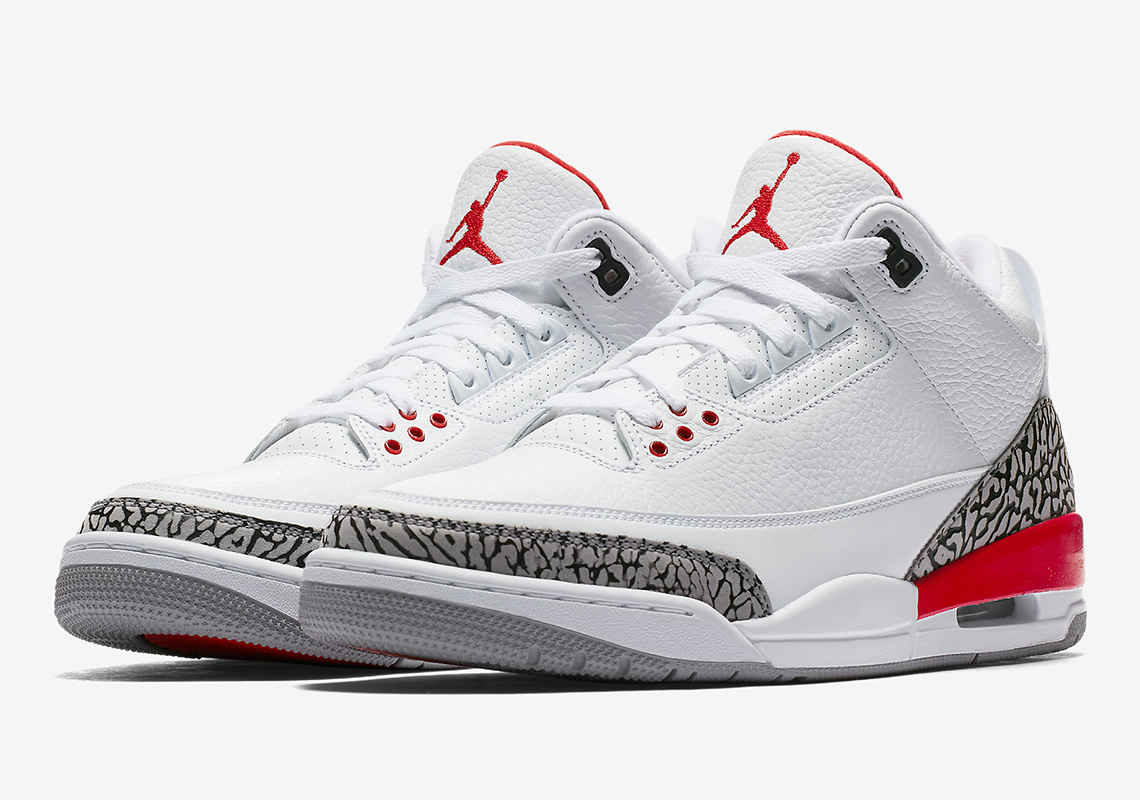 Where To Buy  Air Jordan 3  Katrina    SneakerNews com Where To Buy  Air Jordan 3    Katrina