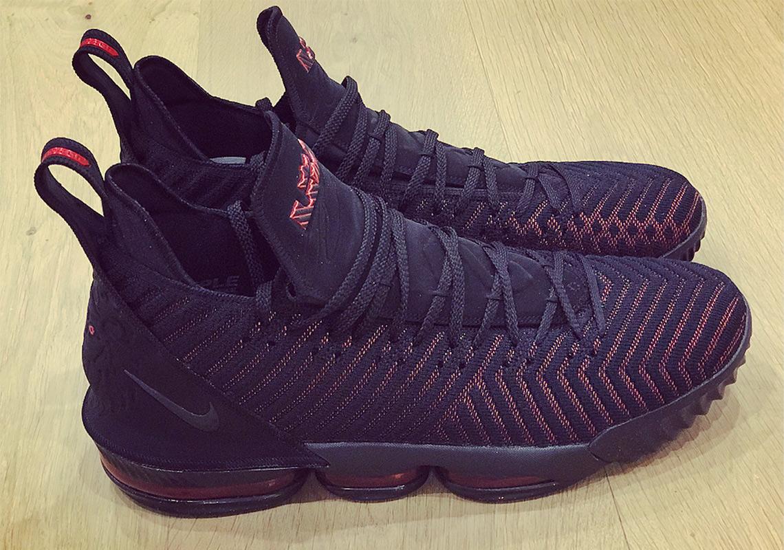 Lebron James Shoes 2016 16