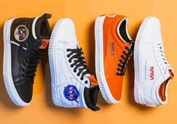 9ac39ab80acf51 Vans shoes kick out the space jams with NASA-themed collection