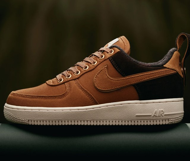 Where To Buy The Carhartt X Nike Air Force 1 Low Premium