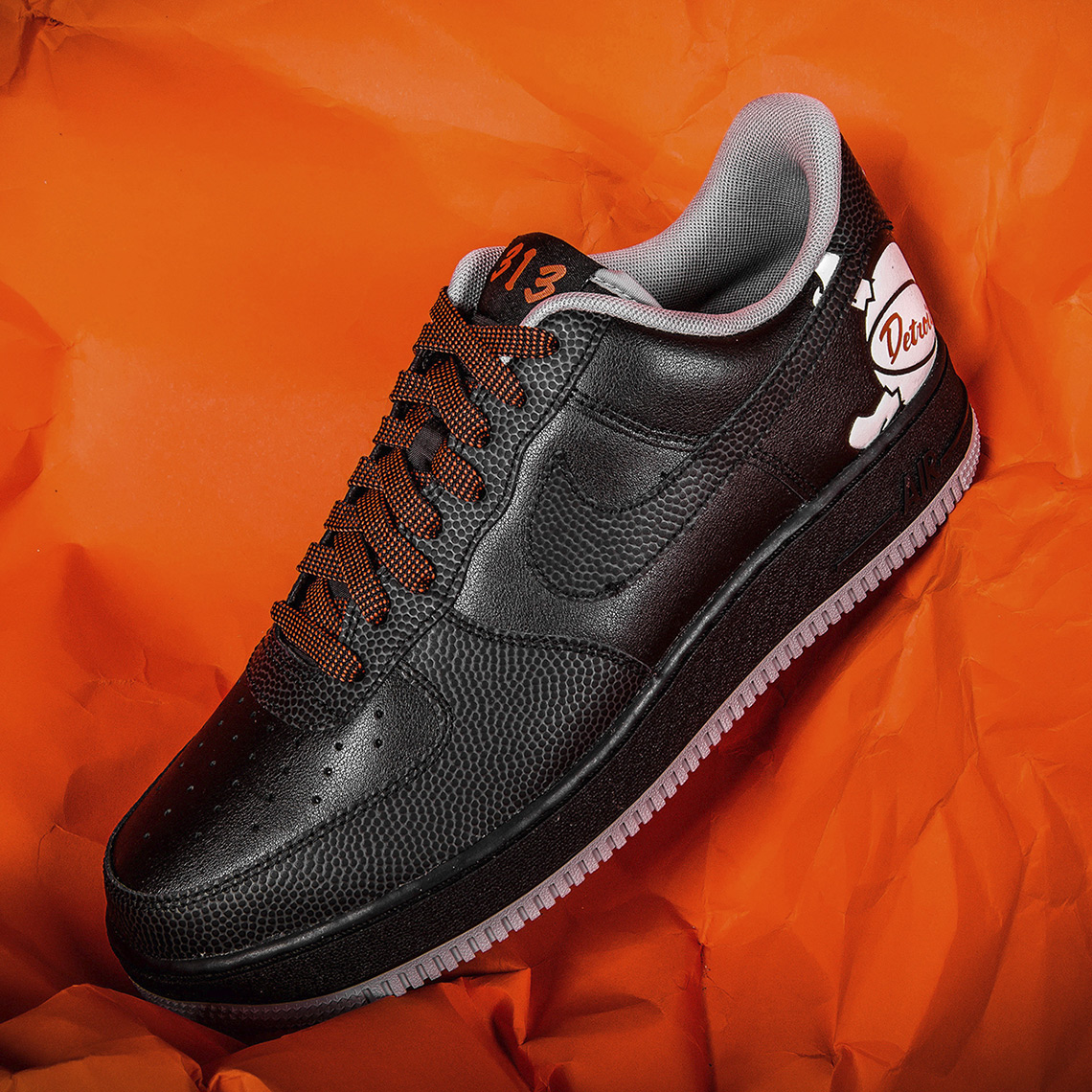 Nike Air Force 1 Low Detroit Home And Away