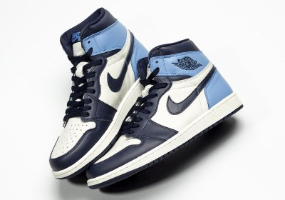Air Jordan 1 Retro High OG UNC Release Date | SneakerNews.com