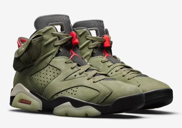 Air Jordan 6 Travis Scott CN1084-200 Release Guide | SneakerNews.com