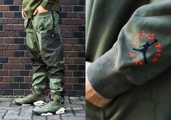 Travis Scott Jordan Cactus Jack Clothing Release Info | SneakerNews.com