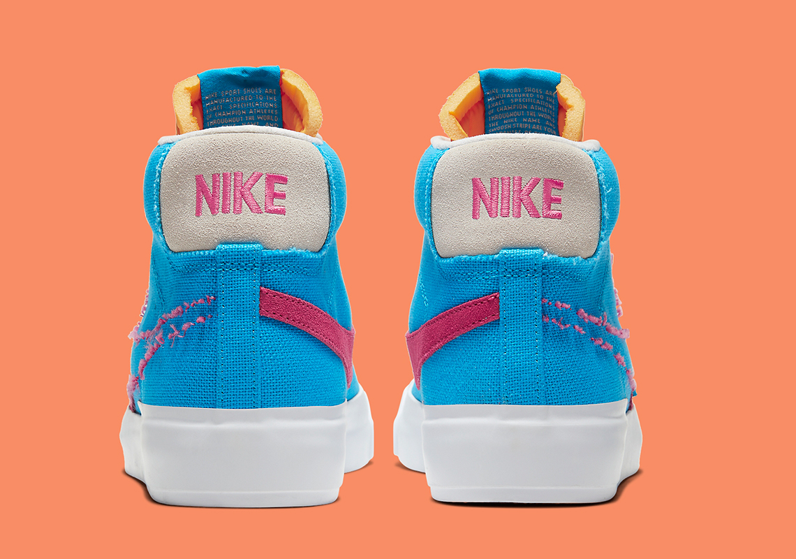 "Extra Colorways Of The Nike SB Blazer Mid Edge ""Hack Pack"