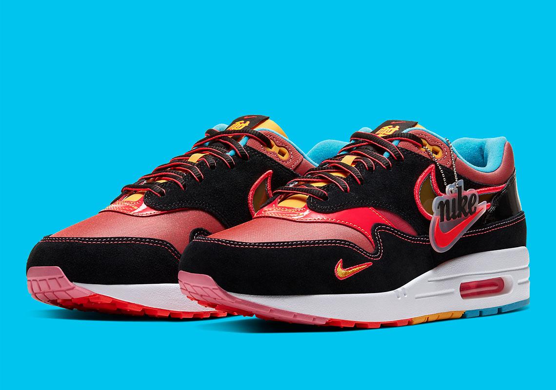 Nike Air Max 1 Nyc Chinatown Cu 001 Release Info