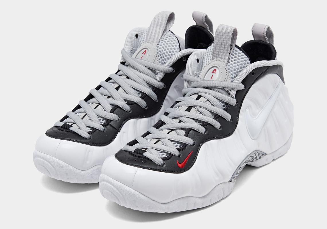 Nike Air Foamposite Pro White 624041 103 Liste du magasin