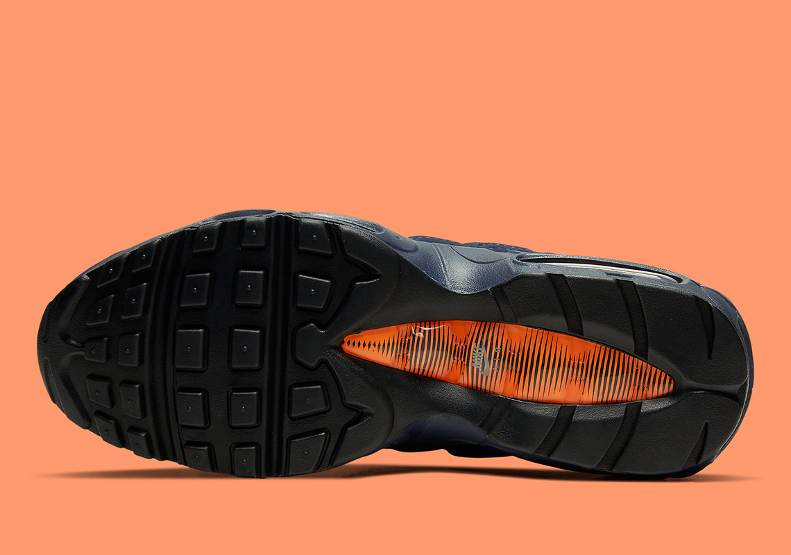Infos Nike Air Max 95 Logo CW7477 400 Crumpe