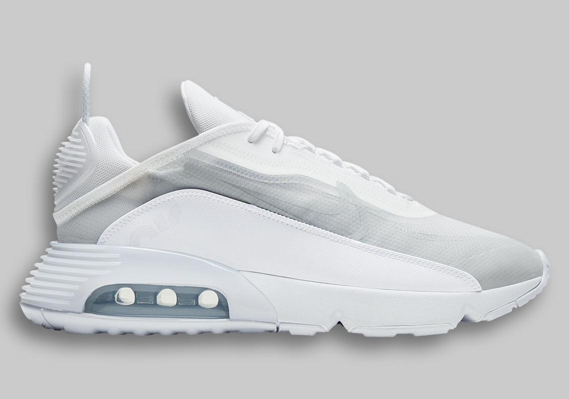 air max 2090 blanche