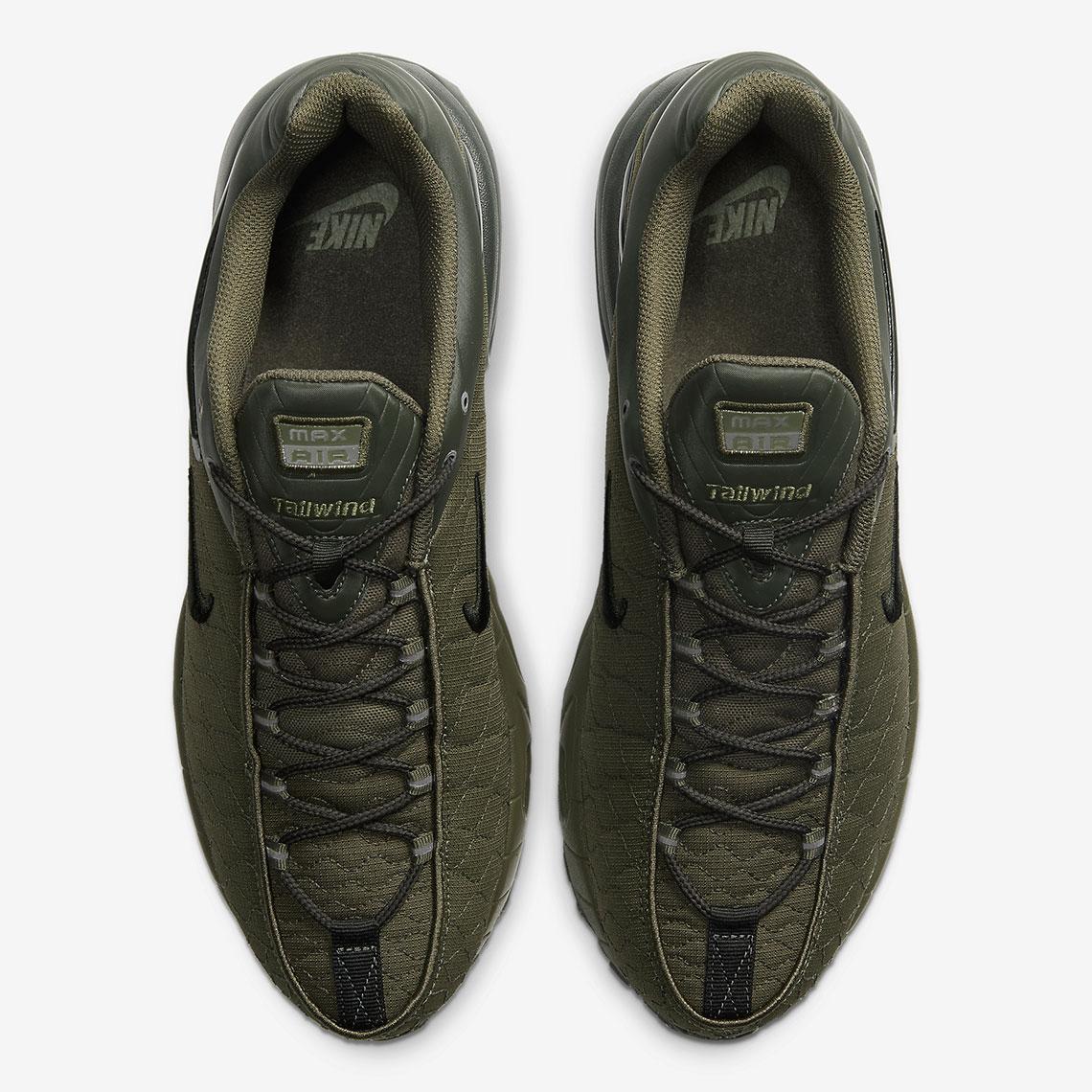 Informations sur la version Nike Air Max Tailwind 5 (V