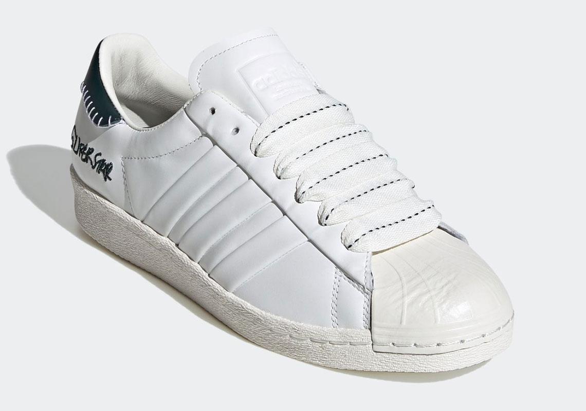Jonah Hill adidas Superstar FW7577 Date de sortie Crumpe