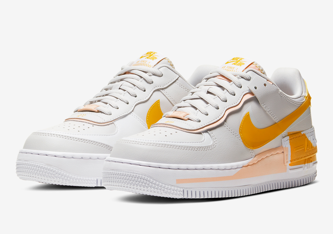 air force one shadow orange femme
