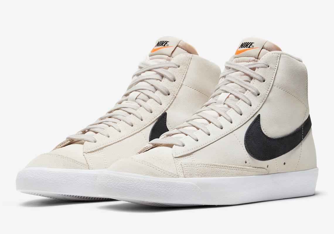 Date de sortie de la Nike Blazer Mid '77 Suede CI1172-100 - Crumpe