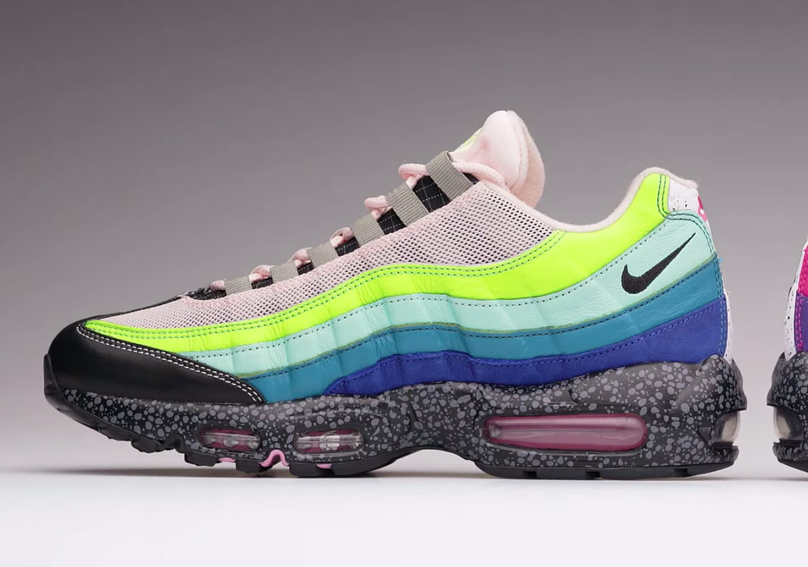 Size Nike Air Max 95 20 for 20 Release Info |