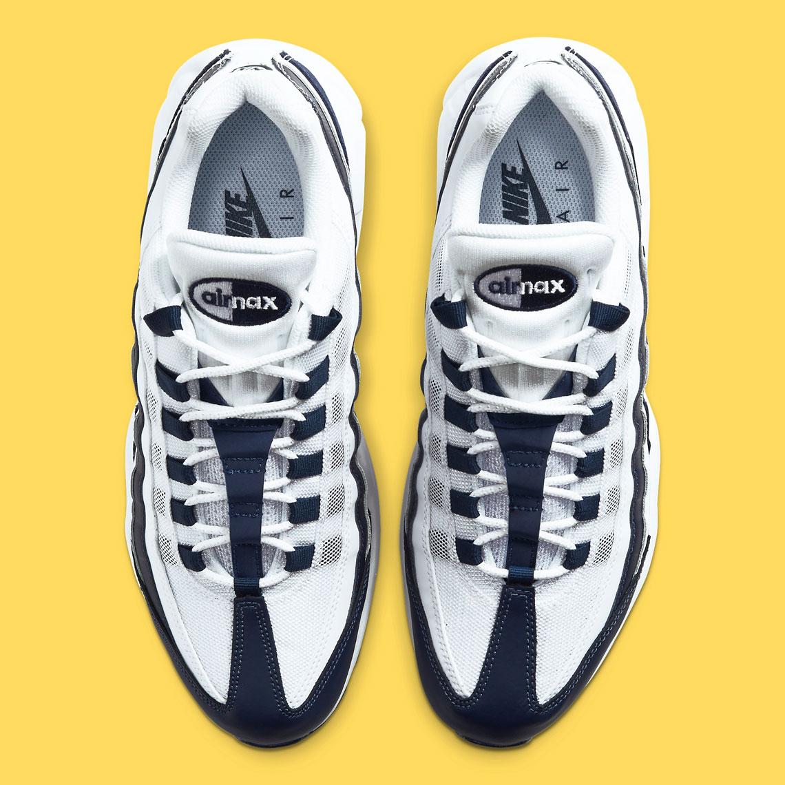Date de sortie de la Nike Air Max 95 Essential CI3705 400