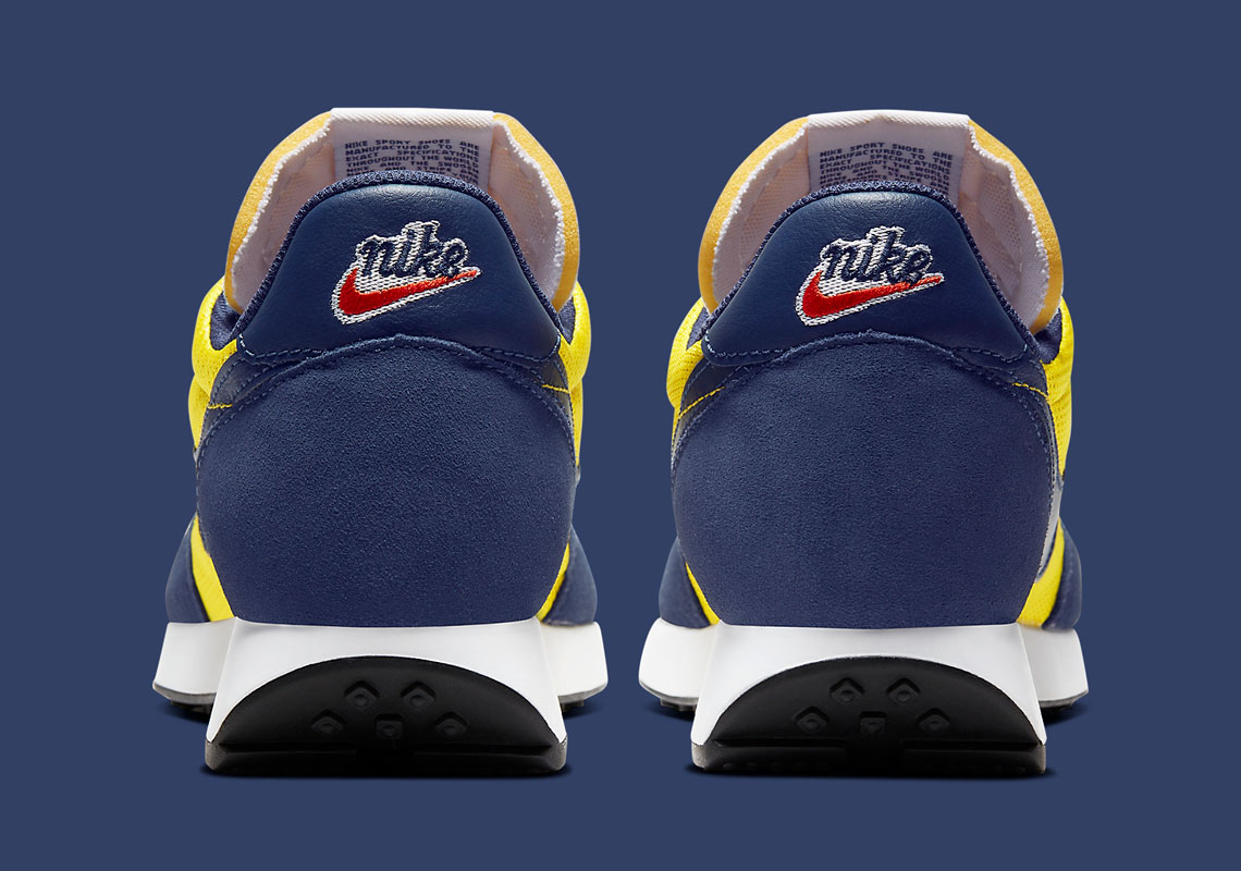Nike Air Tailwind 79 Michigan Wolverines 487754 702 Crumpe