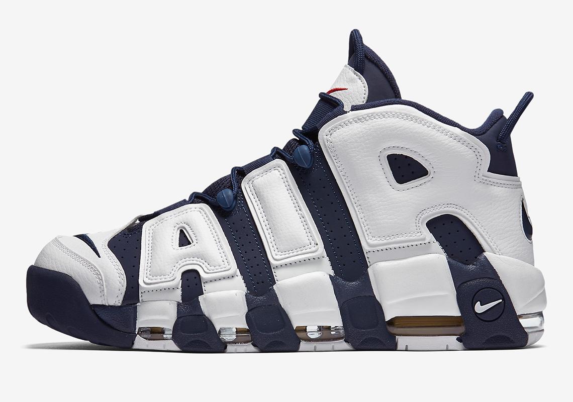 Infos Nike Air More Uptempo