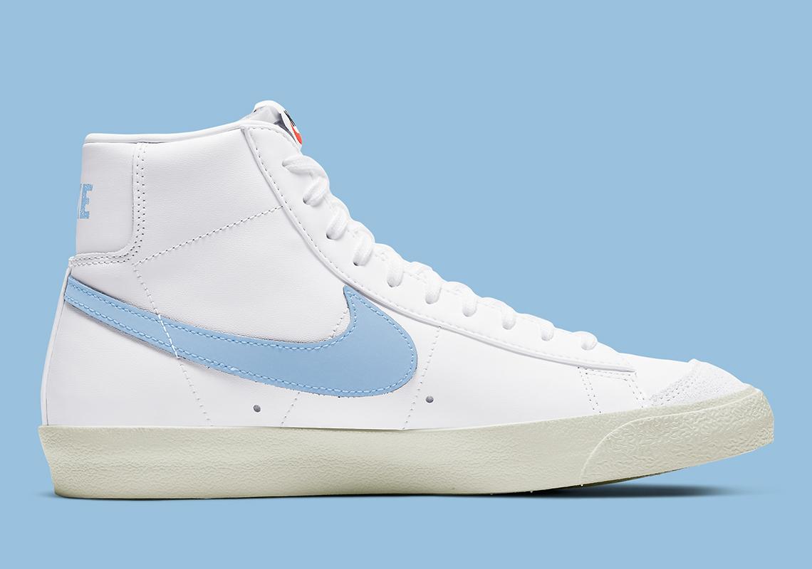 Nike Blazer Mid 77 Celestine Bleu BQ6806-109 - Crumpe