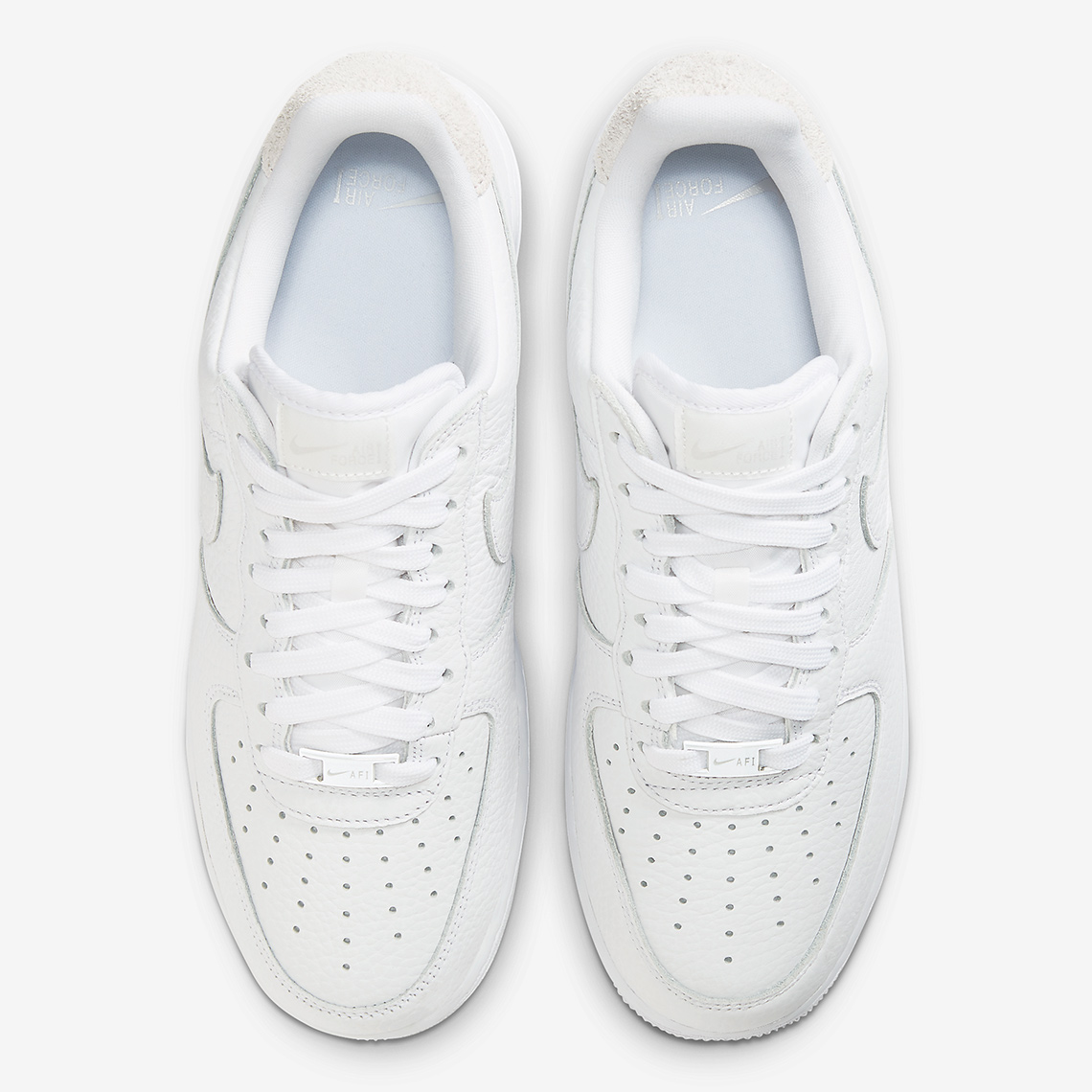 Nike Air Force 1 Craft Black White Release Info Crumpe