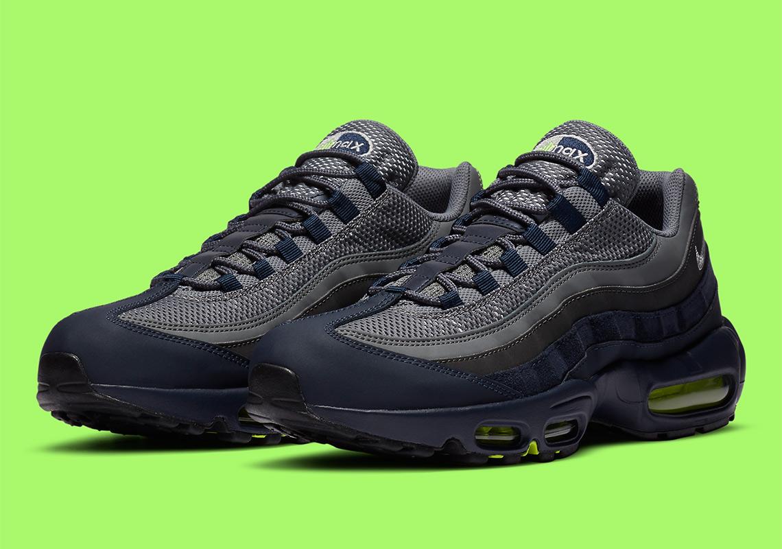 Nike Air Max 95 Midnight Navy DA1504 400 Release Info Crumpe
