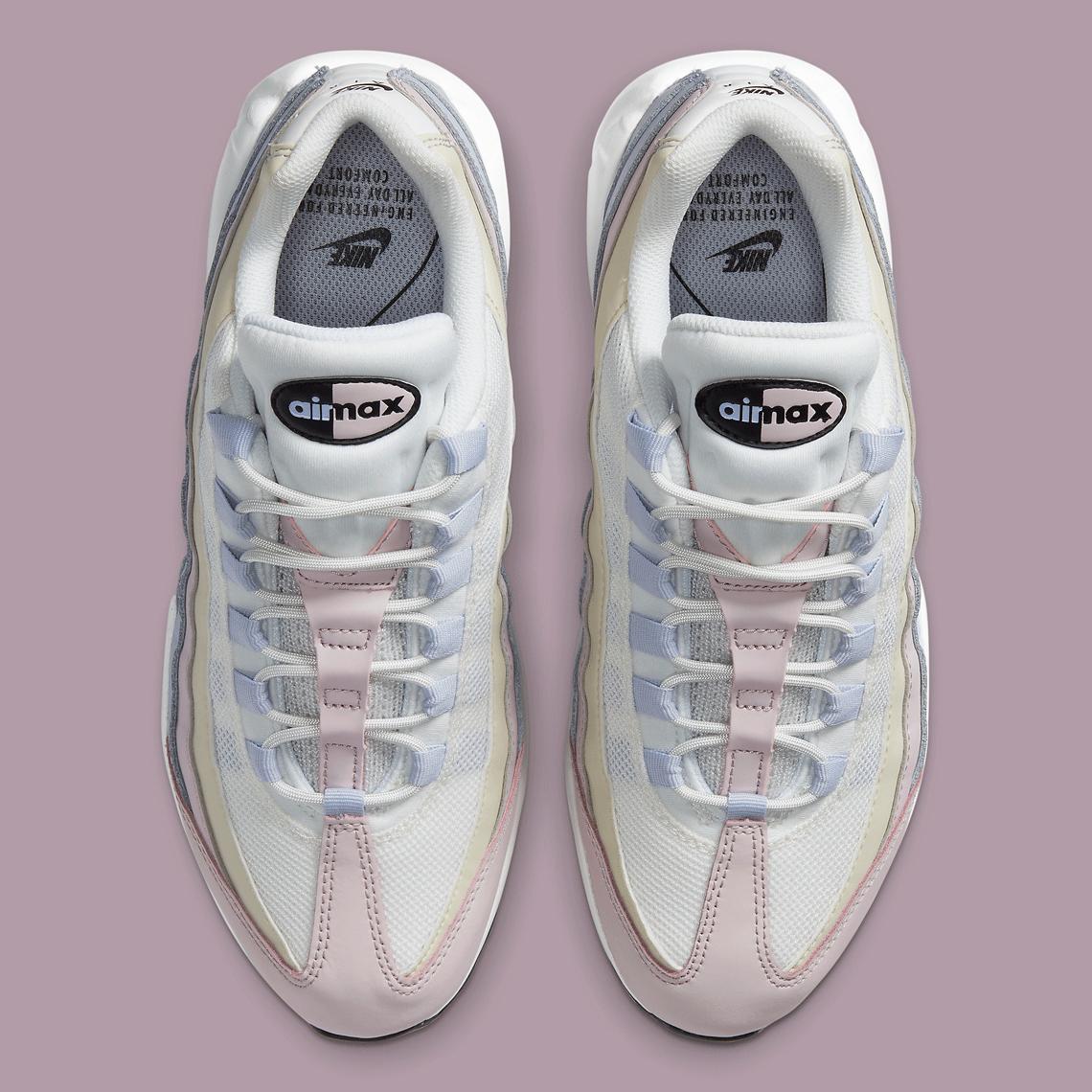 Nike Air Max 95 Femme Barely Rose CZ5659-001 - Crumpe