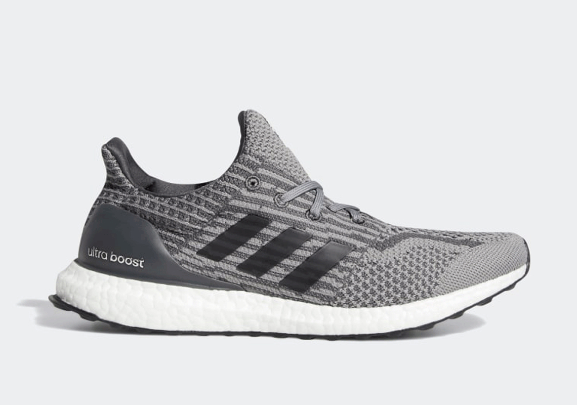adidas Ultra Boost 5.0 Uncaged Grise G55612 - Crumpe