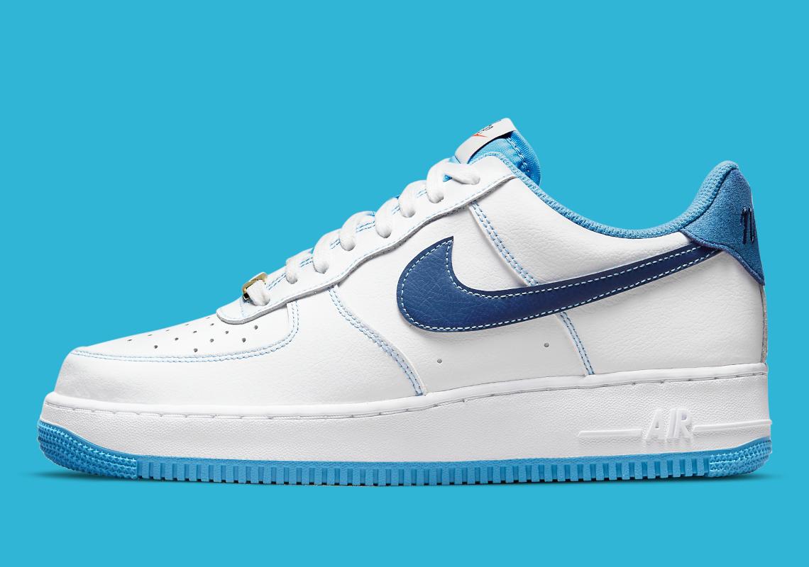 Nike Air Force 1 Low First Use Bleu DA8478-100 – Crumpe