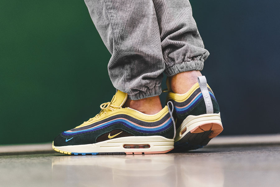 8004a0d17 Sean Wotherspoon X Nike Air Max 1 97 Details Sneakers Magazine